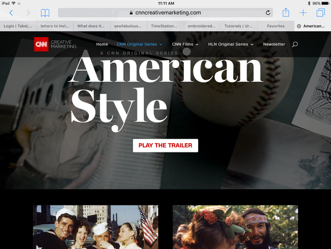 American Styles!