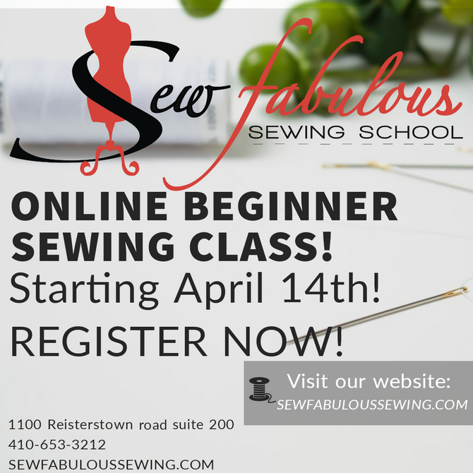 Online Classes Now Available!