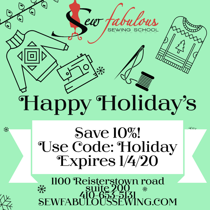 SAVE 10% Code: Holiday