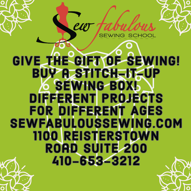 Give the Gift of Sewing!