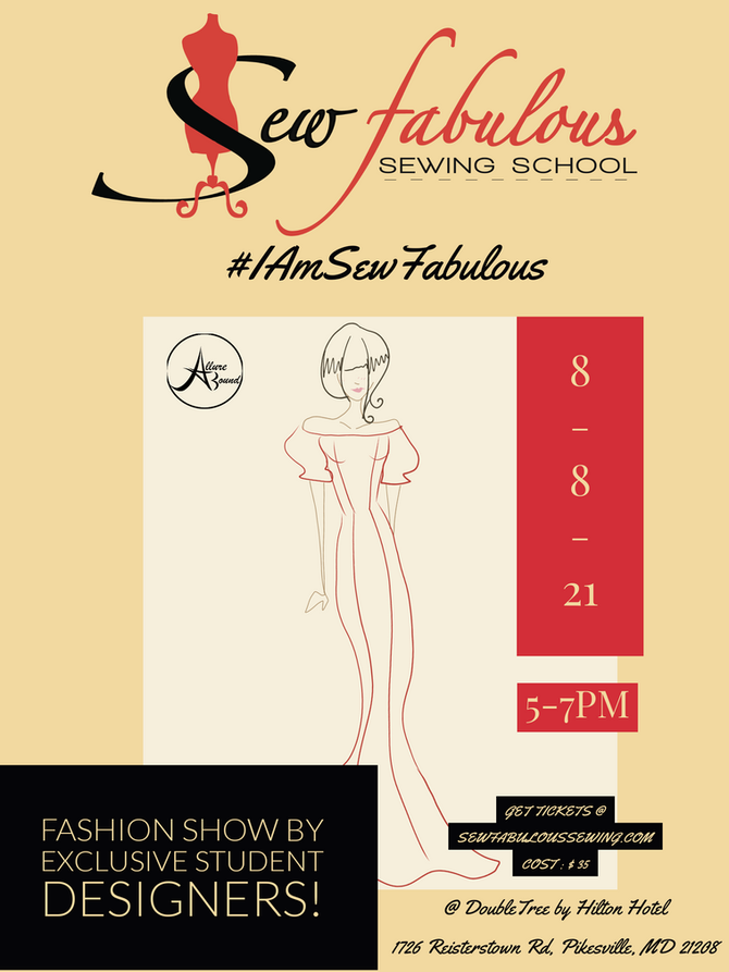 Fashion Show Tickets Are on Sale!