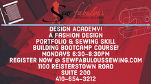 Design Academy!