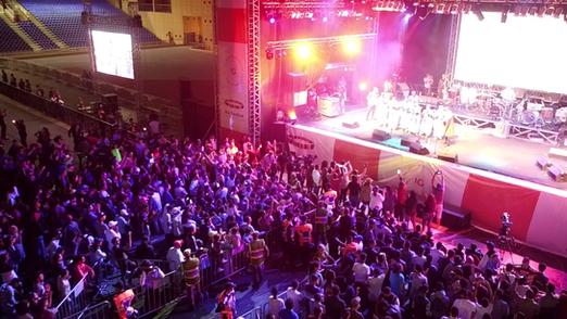 Concert - mo ibrahim fondation