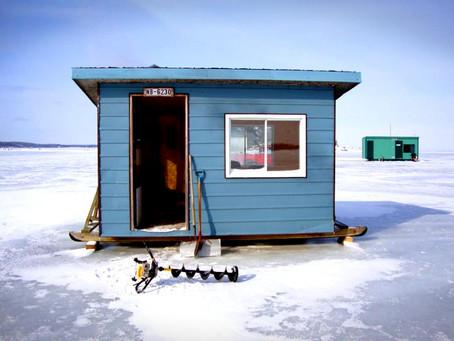 Ice Fishing Adventure on Lake Nipissing - Visit from Ashley Rae