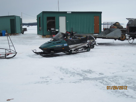 New to Ice Fishing? FAQs