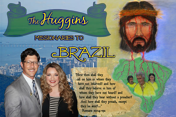 Huggins to Brazil