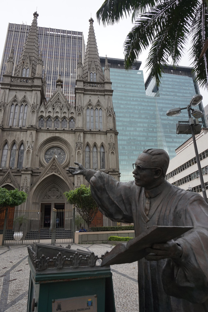 Brazil Presentation & Chalk Talk Sermon - Let Your Light Shine