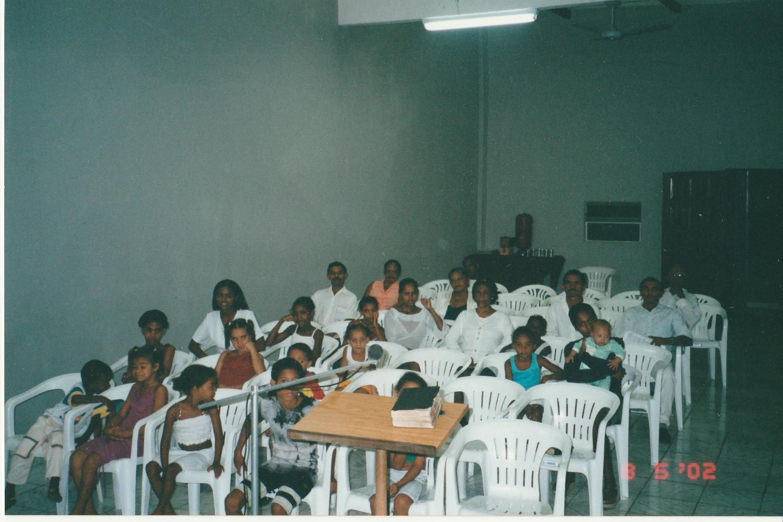 Poor church in Salvador
