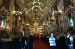 Cathedral in Rio