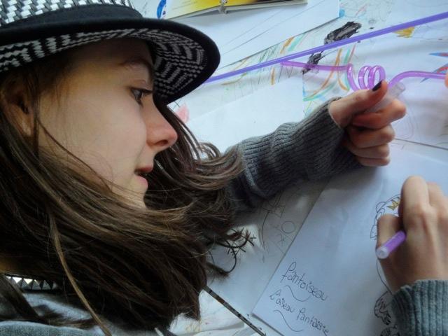 Atelier 12/16 ans aux Petits Pots