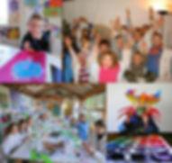 Activités pour les enfants et les ados. De 2 à 15 ans.