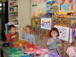 Atelier 2 ans Les Petits Pots