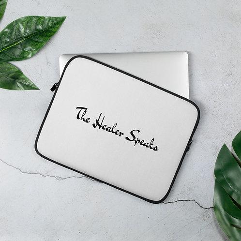 Laptop Sleeve: The Healer Speaks