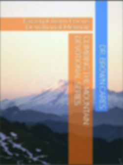 Dr. Brown Cares Ebook Cover - Climbing T