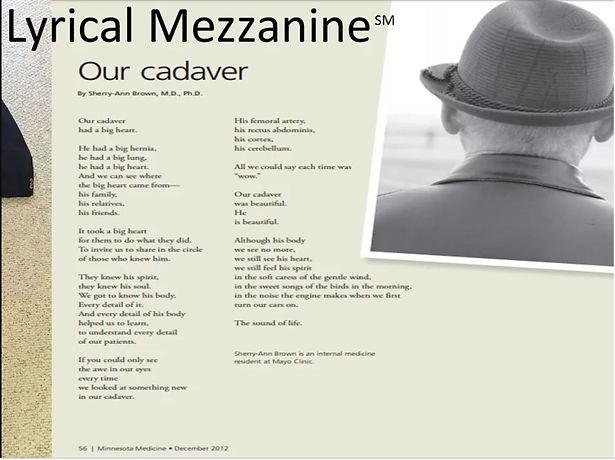 Lyrical Mezzanine - Our Cadaver2.JPG