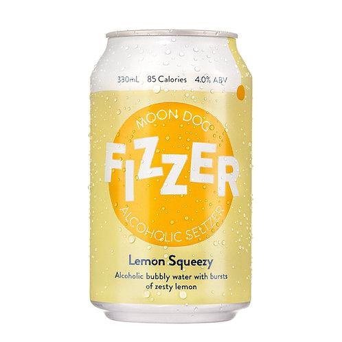 MOONDOG - Fizzer Hard Seltzer: Lemon Squeeze