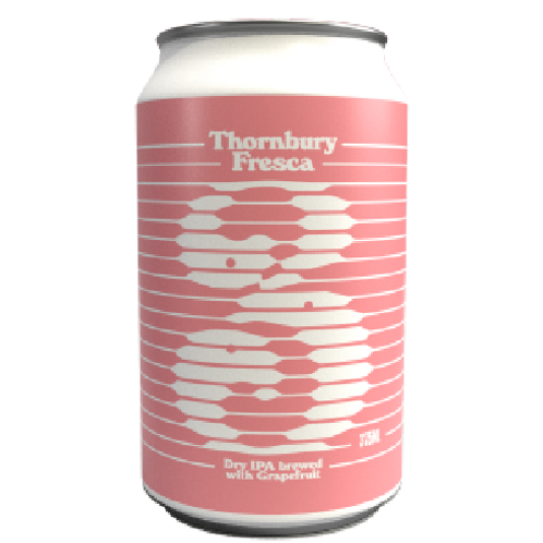 3 RAVENS - Thornbruy Fresca - Dry IPA brewed with Grapefruit