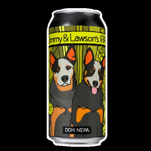MOONDOG - Dog Series: Jimmy and Lawson's DDH NEIPA