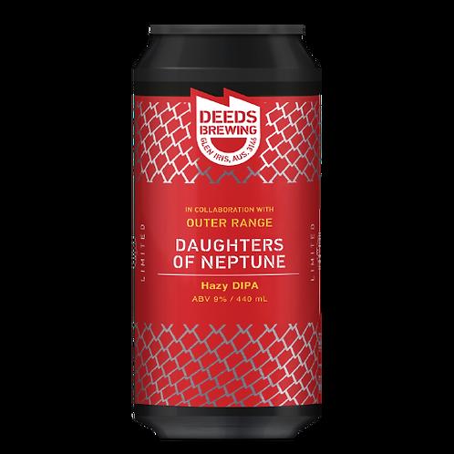 DEEDS  - Daughters of Neptune Hazy DIPA