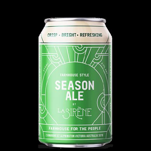 LA SIRENE  - Season Ale