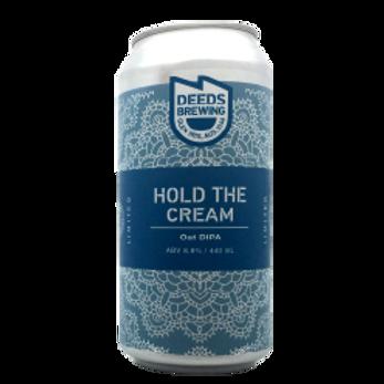 DEEDS  - Hold the Cream Oat DIPA