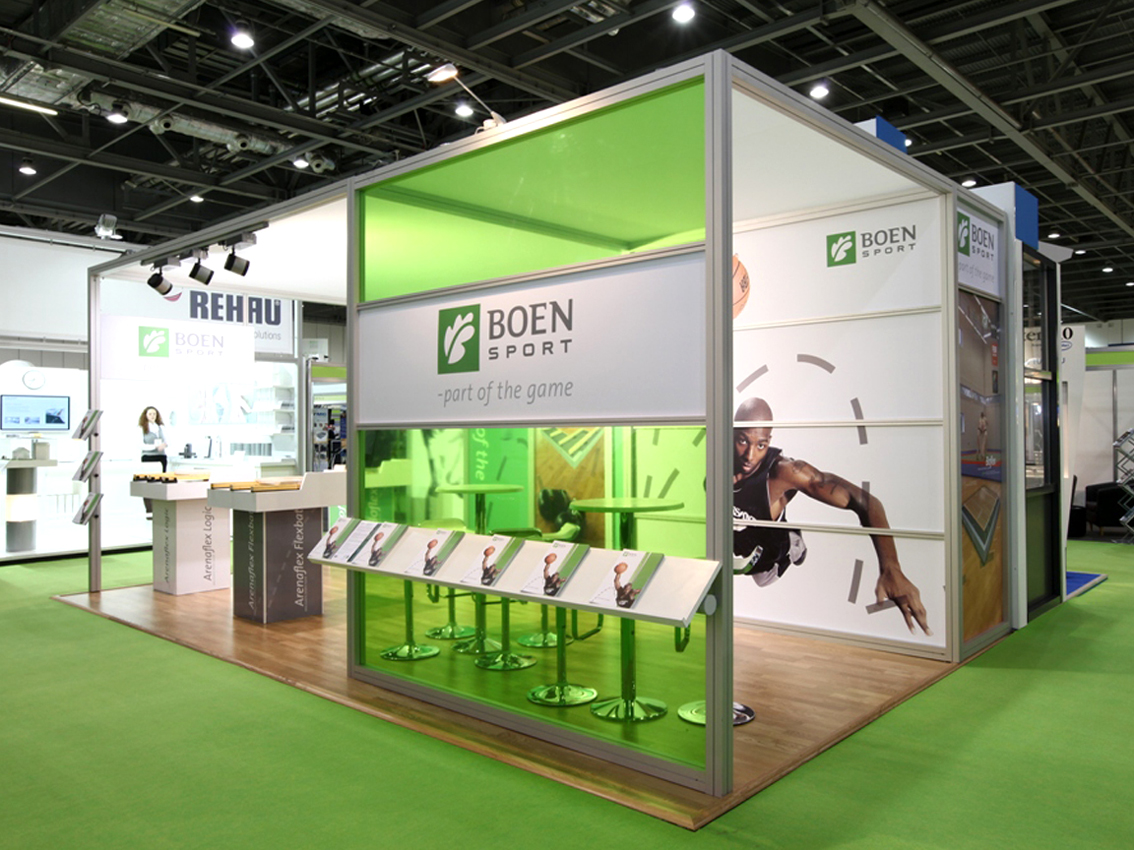 Best Expo Stands : Exhibition displays and united kingdom urban expo uk