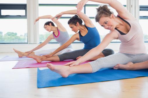 Yoga Bedford