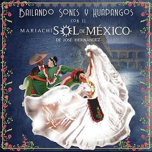 Bailando Sones y Huapangos con el Mariac