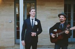 Sydney Wedding Guitarist Singer