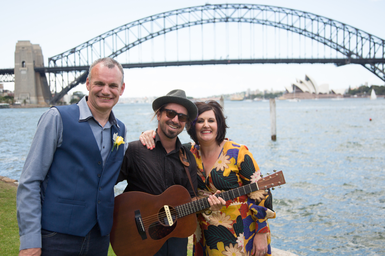 Sydney Wedding Guitarist Singer