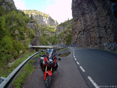 Motorcycle Hire and Tours in Scotland
