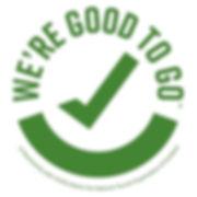 Covid 19 compliant logo