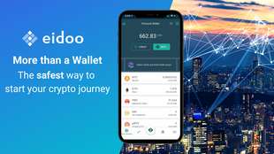 EIDOO: THE SAFEST WAY TO START YOUR CRYPTO JOURNEY