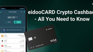 eidooCARD — More Choice. More Crypto Cash. Back.