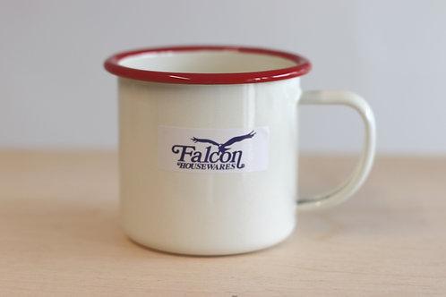 Falcon Enamel Medium Mug