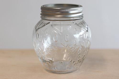 Kilner Strawberry Preserve Jar