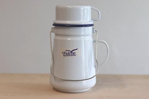 Falcon Enamel Tea Flask