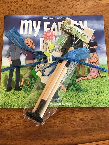 My Family Bush gift pack