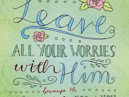 Fear and Worry vs God