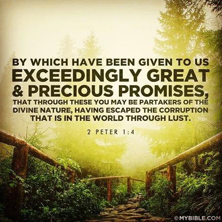 Standing on God's Promises Part 2