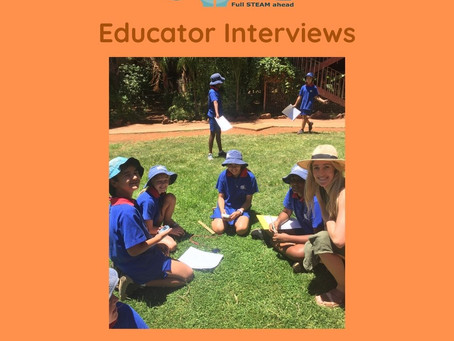 CoRE Educator Interview - Questions with Brigitta