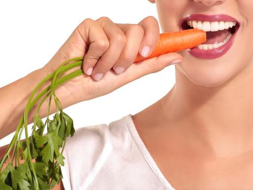 Лучшие продукты для здоровья десен