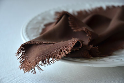 Cocoa Cocktail Napkins