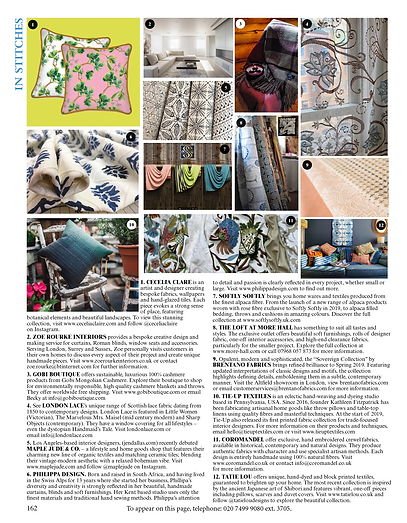 The World of Interiors March 2019