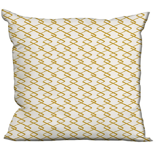 Basketry Patchwork Pillows