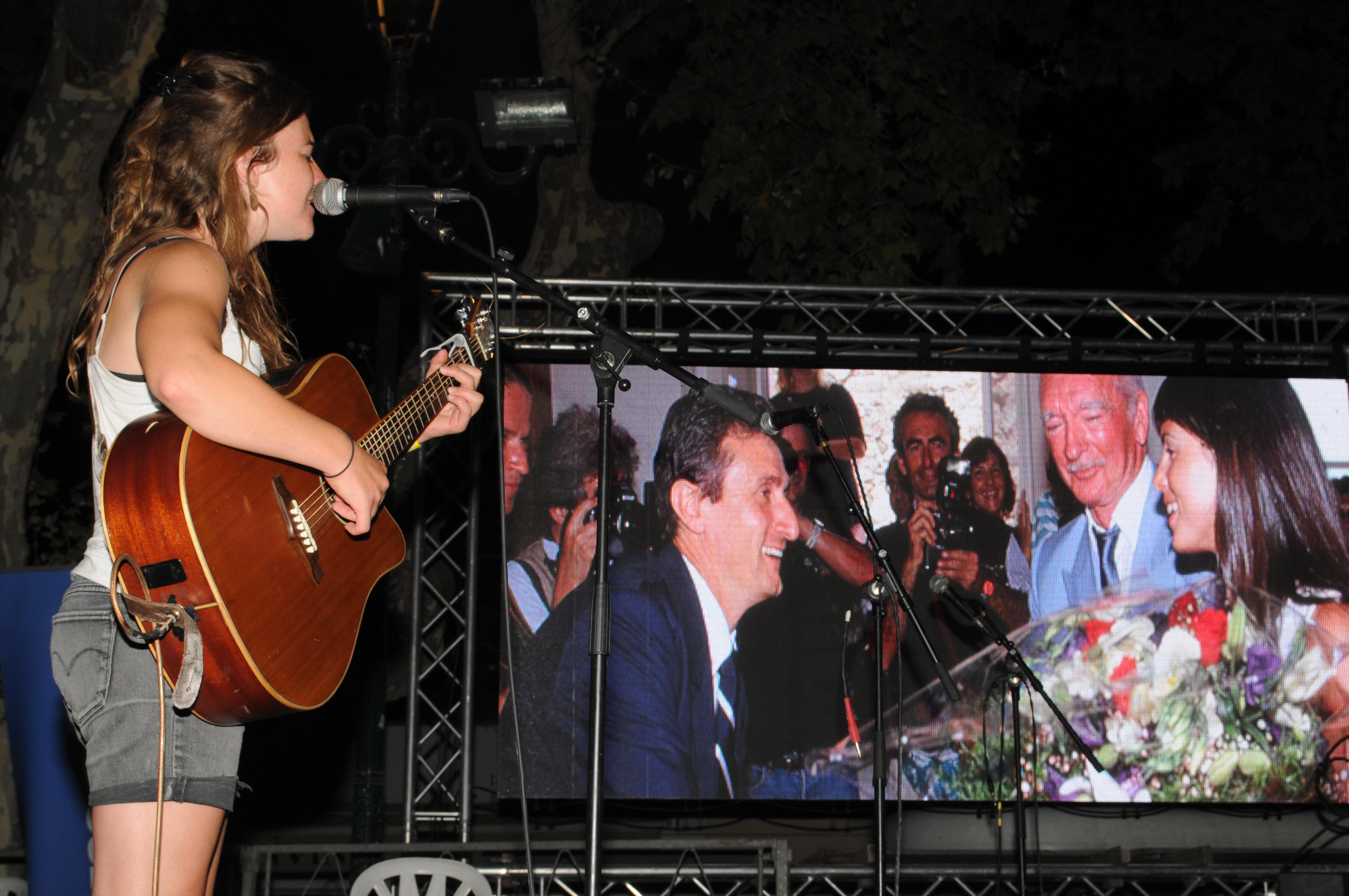 Hommage Eddy Barclay - St Tropez