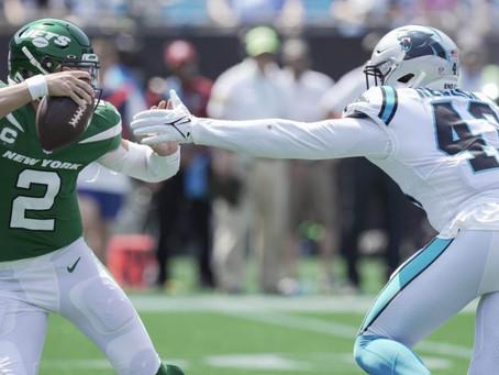 Jets Week 1 Recap: A Tale of Two Halves