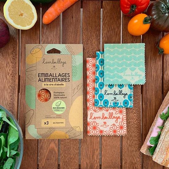Wrap / emballage zéro déchet /ORIGAMI