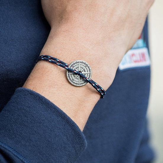"""Bracelet Homme """" Le cyclone"""""""