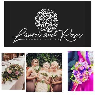 Laurel and Roses